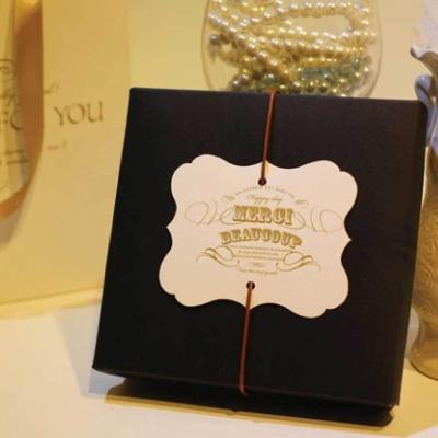 화이트 데이 초콜렛 사탕 디저트 선물 포장 박스
