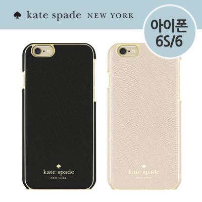 [Kate Spade] 아이폰6S/아이폰6 Wrap 하드 케이스