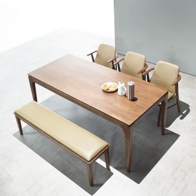퍼피노 샘 원목 6인식탁 테이블 cc028-1