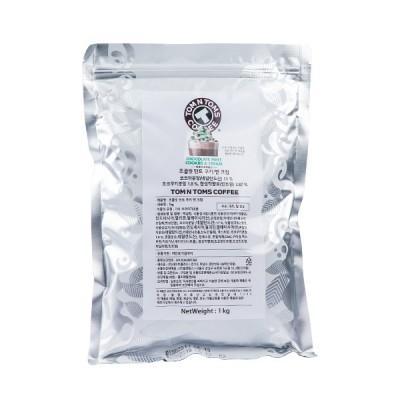 민트 초코칩 쿠키 앤 크림 (1kg x 1봉)