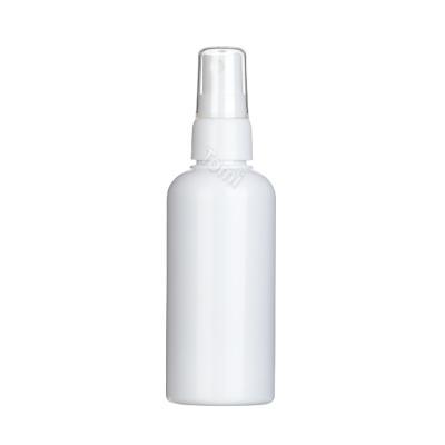 20pai 민자 미스트 백색펌프 150ml 원형무광 백색용기