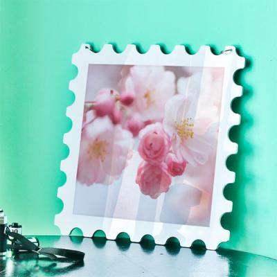 np526-행잉액자_그리운봄날의벚꽃(우표중형)