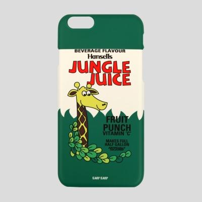 [어프어프] 하드케이스 Giraffe julce-green