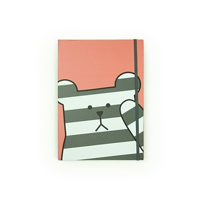 크래프트홀릭 BORDER SLOTH NOTEBOOK