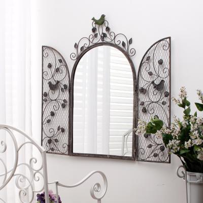 나뭇잎 윈도우 거울(14502)