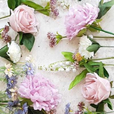 예쁜 꽃송이 한자리에 7 Types