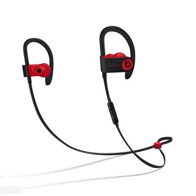 POWERBEATS 3 WL 10주년 에디션 블랙레드 무선 이어폰