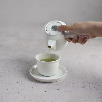 킨토LT 컵&소서화이트