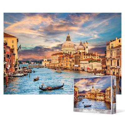 1000피스 직소퍼즐 - 베네치아 낭만을 품은 도시