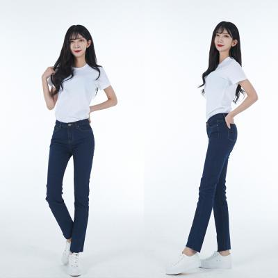 [GBM] 예쁘진, 2-Way 네이비블루 데님진