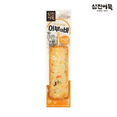 [삼진어묵] 어부의 바 1개 (콘치즈맛) 80g x2개