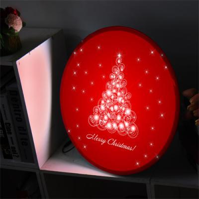 ne853-LED액자45R_메리크리스마스
