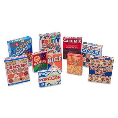 식료품 박스