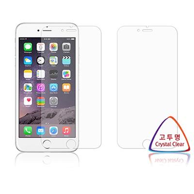 애플 아이폰6 고투명 항균 액정보호필름 (후면필름 무료증정)