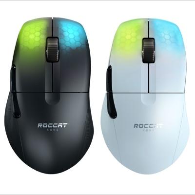 ROCCAT 무선 RGB 게이밍마우스 KONE PRO AIR