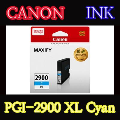 캐논(CANON) 잉크 PGI-2900 / XL Cyan / 대용량 / PGI2900 / iB4090 / MB5090 / MB5390