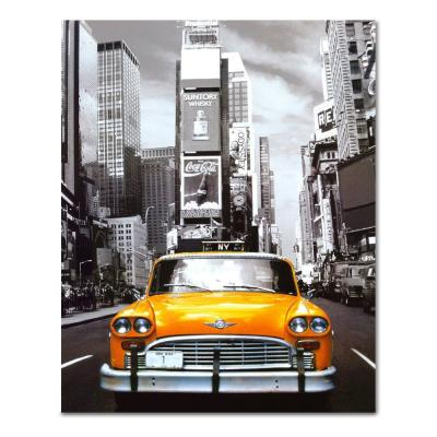 DIY 페인팅 뉴욕엘로우택시 PH90 (40x50)