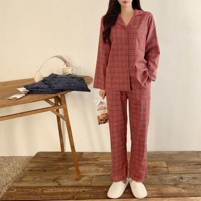 Gimo Troy Pajama Set - 커플룩