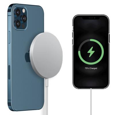 슈퍼쉘 아이폰 맥세이프 15W 고속 무선 충전기