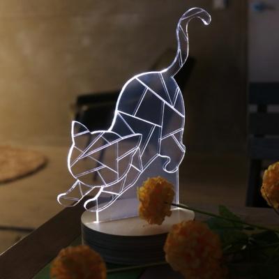 고양이 LED조명  무드조명  인테리어상품  고양이조명