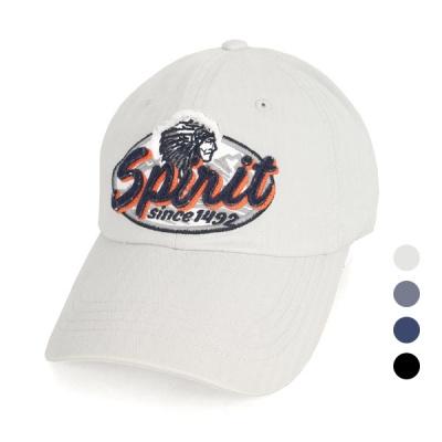 [디꾸보]인디언 패치 코튼 볼캡 모자 AC457
