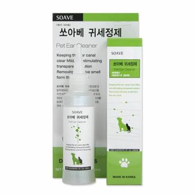 Soave 귀 세정제 120ml - 염증예방 (in)