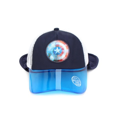 캡틴아메리카 포에버 UV 플랩캡