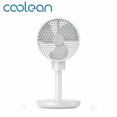 쿨린 허니콤 탁상용 무선 선풍기 CL-005L