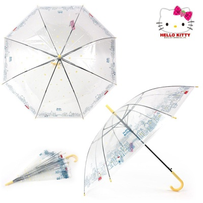 성창 키티 별빛아래 POE 우산 58