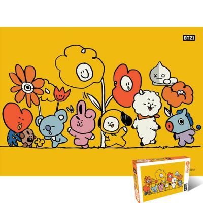 500피스 BT21 꽃 DW746139
