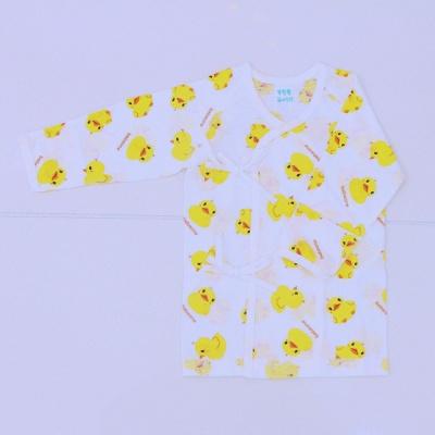 [베베원] 무형광  쟈가드 배냇저고리 봄여름용 끈