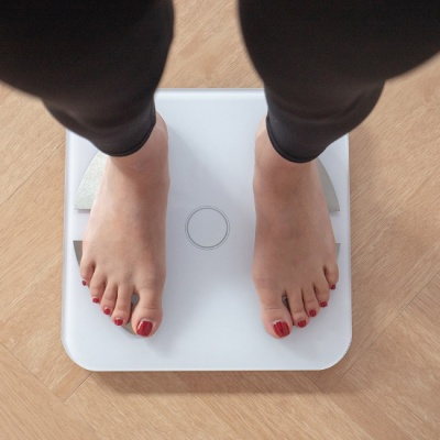 스마트 체지방 체중계