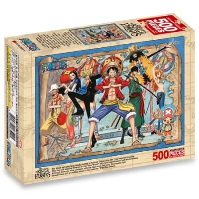 원피스 퍼즐 출동준비 500 피스 직소퍼즐