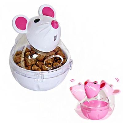 우쭈쭈 쉐이크 마우스 스낵볼 화이트 간식 오뚝이