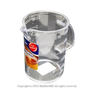 계량컵 계량기 비커 베이킹 용량컵 투명 500mL