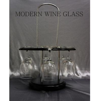 [마누크리스탈]세련된 와인용품 세련된와인잔걸이세트 와인렉 와인악세사리