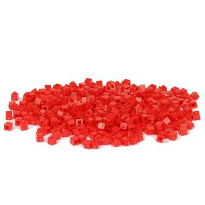 BRICKBRICK PIXEL BRICKS RED-100