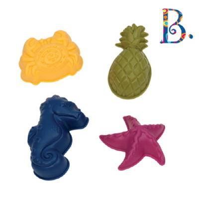 [브랜드B] 버라이어티몰드 꽃게 / 모래놀이