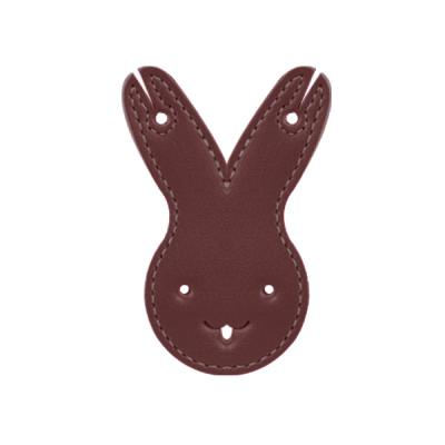 엉킴방지 USB 케이블 이어폰 토끼 가죽 줄감개 홀더