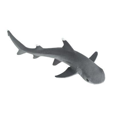 100100/화이트팁리프 상어 해양동물피규어
