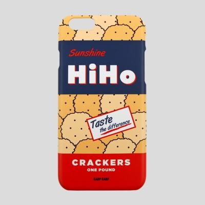 [어프어프] 하드케이스 Hiho-red/blue