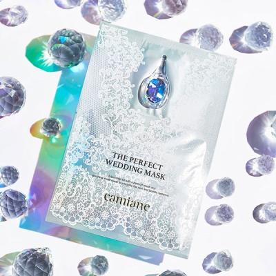 카미안느 물광 더 퍼펙트 웨딩마스크 1box (5매입)