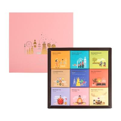 [쌍계명차] 선물세트_월드티 컬렉션