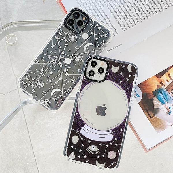 달과별 러스틱 케이스(아이폰XS MAX)