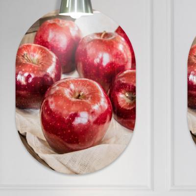ie838-56CmX78Cm타원대형_빛이나는붉은사과