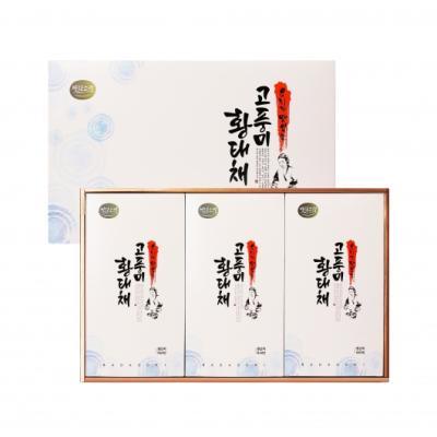 [바다소리] 요리가 맛있는 고풍미 황태채 선물세트