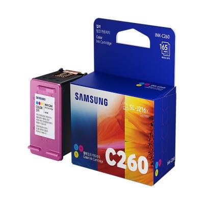 삼성 정품 잉크 INK C260 (3색컬러)