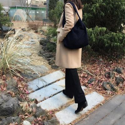 니트호보백-네이비