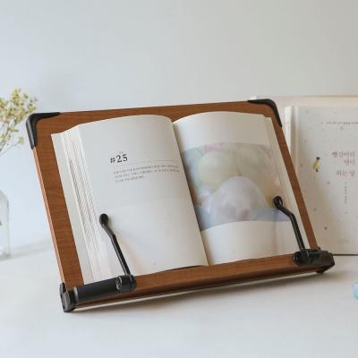 필기용 높이조절 공시생 책받침대 클래식 독서대