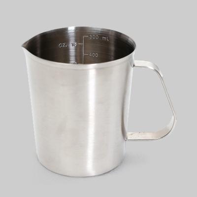 [쿠킹스]쉐프 스텐 계량컵(500ml)